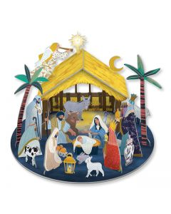 Pop & Slot Nativity