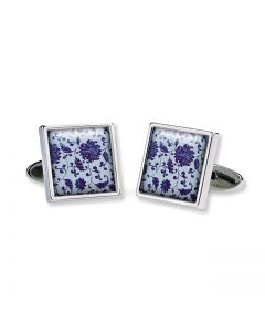 Chinese Flower Cufflinks