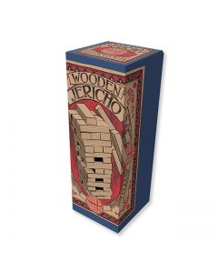 Wooden Jericho Game