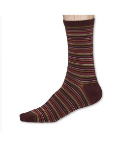 William Multistripe Socks