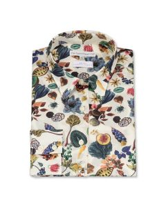 Mens Liberty Floral Earth Shirt