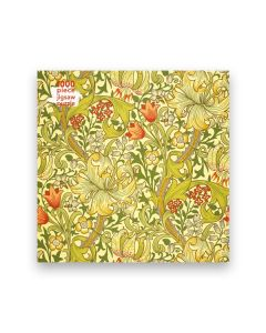 William Morris Golden Lily Puzzle