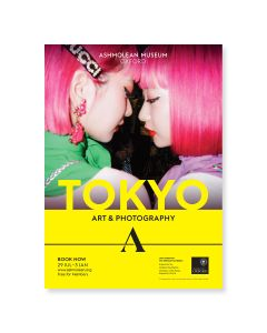 Girls Tokyo Exhibition A3 Poster