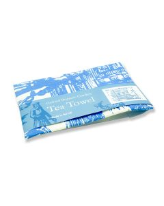 Blue Danby Gate Tea Towel
