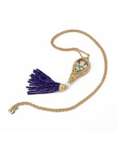 Alfred Jewel Statement Necklace By Bill Skinner