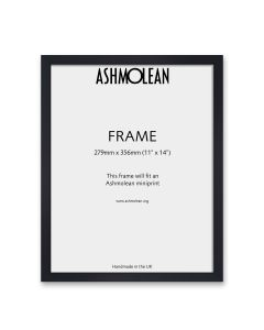 Black 11X14 Mini Print Frame