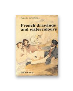 French Drawings And Watercolours (Paperback)