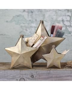 Gold Star Small Organiser