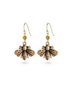 Napoleonic Bee Earrings