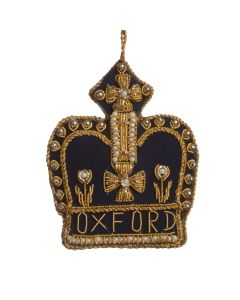 Oxford Crown Decoration