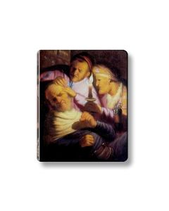 Rembrandt's 'The Stone Operation' Fridge Magnet