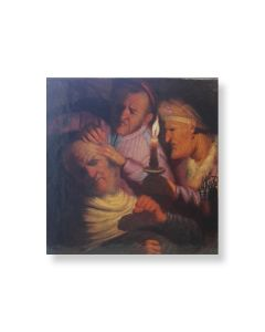 Rembrandt's 'The Stone Operation' Sticky Notes