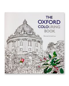 The Oxford Colouring Book