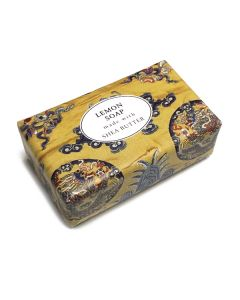 Ashmolean Lemon Soap