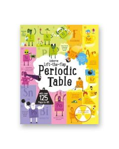 Lift the Flap Periodic Table Book
