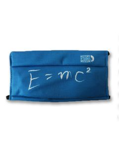 Einstein E=mc2 Face Mask
