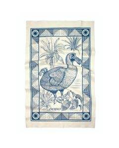 Dodo Cotton Tea Towel