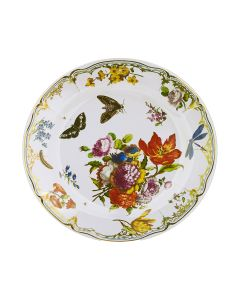 Butterflies Tin Plate