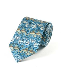 William Morris Dragon Silk Tie